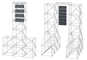 简单平面桁架的稳定性及极限承载基于有限元的几何非线性分析